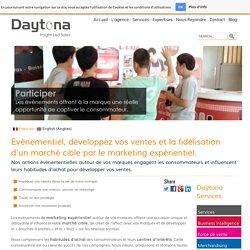 Evènementiel : développez vos ventes par le marketing expérientiel