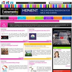 L'événementiel sur le web par le Groupe Evénement