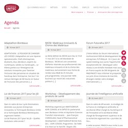 Événements Archive - Bordeaux Unitec