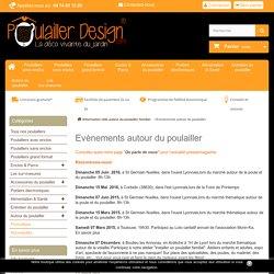 Evènements autour du poulailler - Poulailler Design