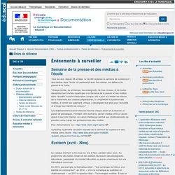 Événements à surveiller — Documentation (CDI)