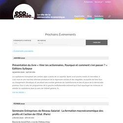 Évènements - economie.org