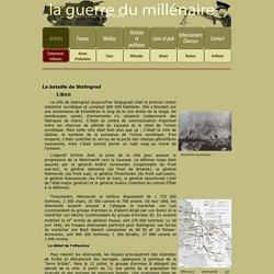 Événements militaires - 1942, La bataille de Stalingrad