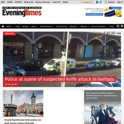 Evening Times | Read The Latest Glasgow News Stories at the Glasgow Evening Times