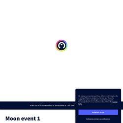 Marketing exemple Decathlon Moon event 1 by cynthia.willig on Genially