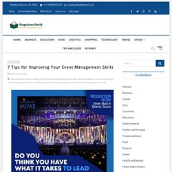 Best Event Management Course in India