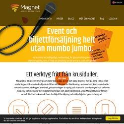 Eventplanering & eventhantering för ditt evenemang