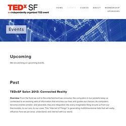TEDxSF (Build 20110413222027)