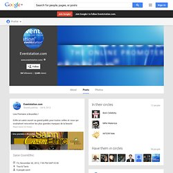 Eventstation - Google+