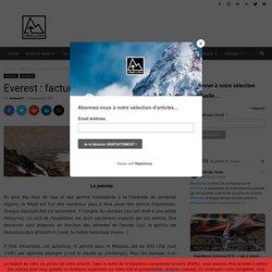 Everest : facture détaillée !