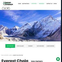 Everest Chola Pass Trek - Trekking in Everest Region - Heaven Himalaya
