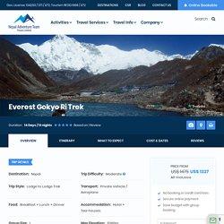 Everest Gokyo Lake, Ri, Village Trek Route, Itinerary, Cost