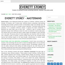 Everett Storey – Mastermind