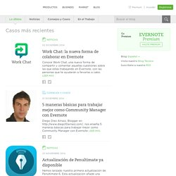 Evernote en español | Evernote Corporation