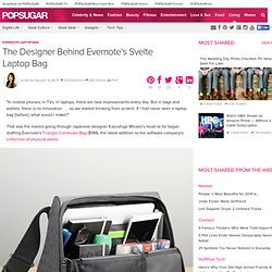 Evernote Laptop Bag