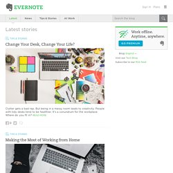 Evernote Blogcast