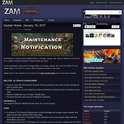 EverQuest II :: ZAM