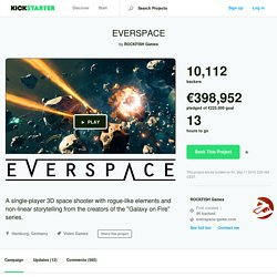 EVERSPACE by ROCKFISH Games