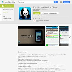 Everstudent Student Planner