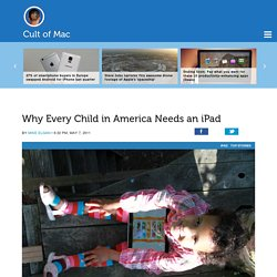 Why Every Child in America Needs an iPad
