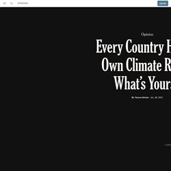 Every Country Has Its Own Climate Risks. What's Yours?