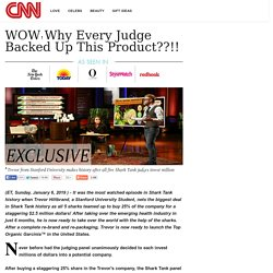 WOW!Why Every Judge Backed Up This Product??!!
