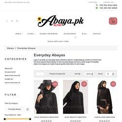 Everyday Abayas