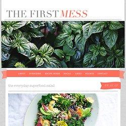 the everyday superfood salad