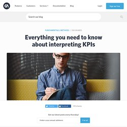 Everything you need to know about KPIs - GameAnalytics Blog