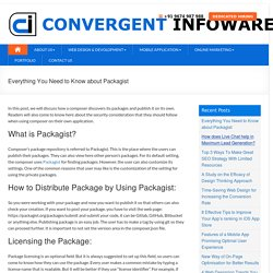 Everything You Need to Know about Packagist