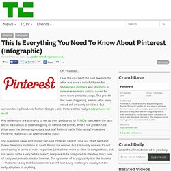 This Is Everything You Need To Know About Pinterest (Infographic)