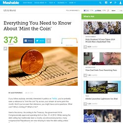 Everything You Need to Know About 'Mint the Coin'