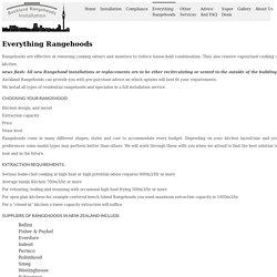 Everything Rangehoods - Auckland