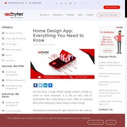 Home Design App: Everything You Need to Know