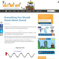 Everything You Should Know About Sound