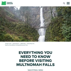 Everything You Need to Know Before Visiting Multnomah Falls - Travel Oregon