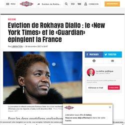 Eviction de Rokhaya Diallo: le«New York Times» et le «Guardian» épinglent la France