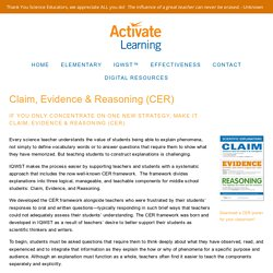 NGSS Curriculum — Activate Learning