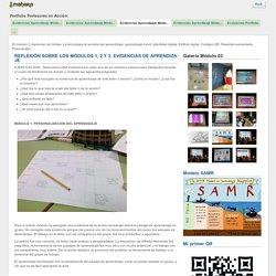 Evidencias Aprendizaje Módulo 3 - foliofor.me - a free ePortfolio site for YOU