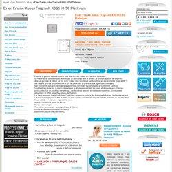 Evier Franke KBG110-50 PLATINIUM Pas Cher