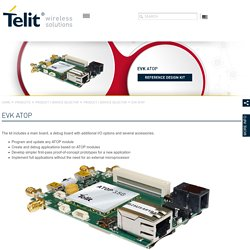 EVK ATOP - Telit