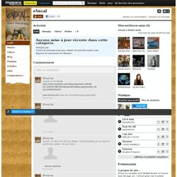 EVocal Ism (eVocal ) on Myspace