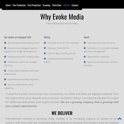 Evoke Media - Film Production House