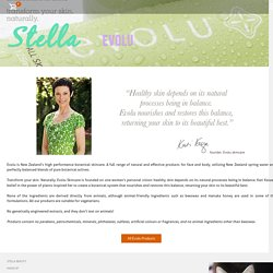 Evolu at Stella For Cruelty Free - Stella