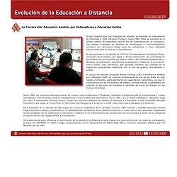 Evolución de la Educación a Distancia