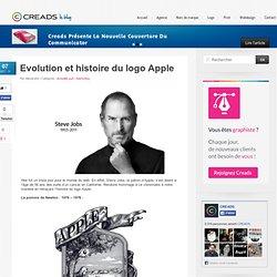 Evolution et histoire du logo Apple