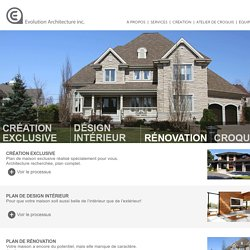 Évolution Architecture inc.