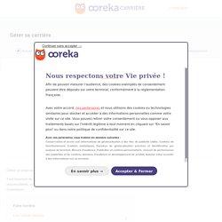 Évolution de carrière : préparer et planifier - Ooreka
