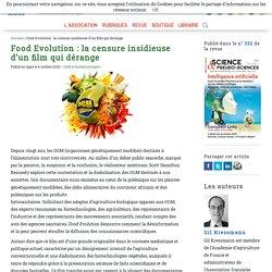 Food Evolution: la censure insidieuse d'un film qui dérange