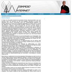 Evolution pratique de la communication sur internet et les radios du web !